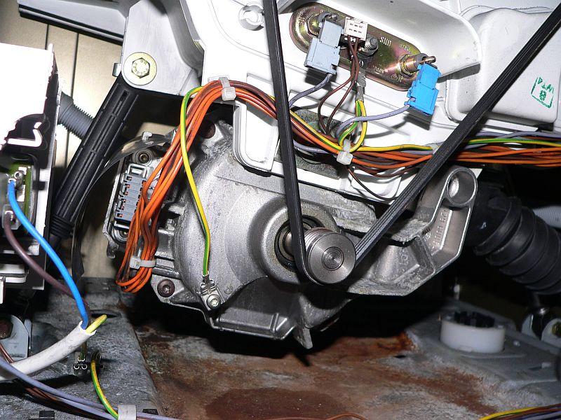 Schema Elettrico Motore Lavatrice : Documento senza titolo